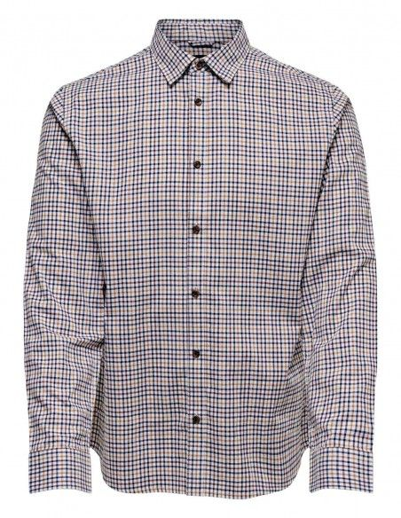 Camisa cuadros Orik Only and Sons Portada